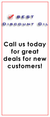call us today for great deals on heating oil for new customers